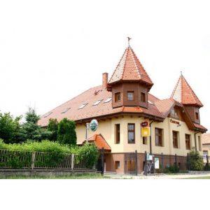 Castrum Vendégház